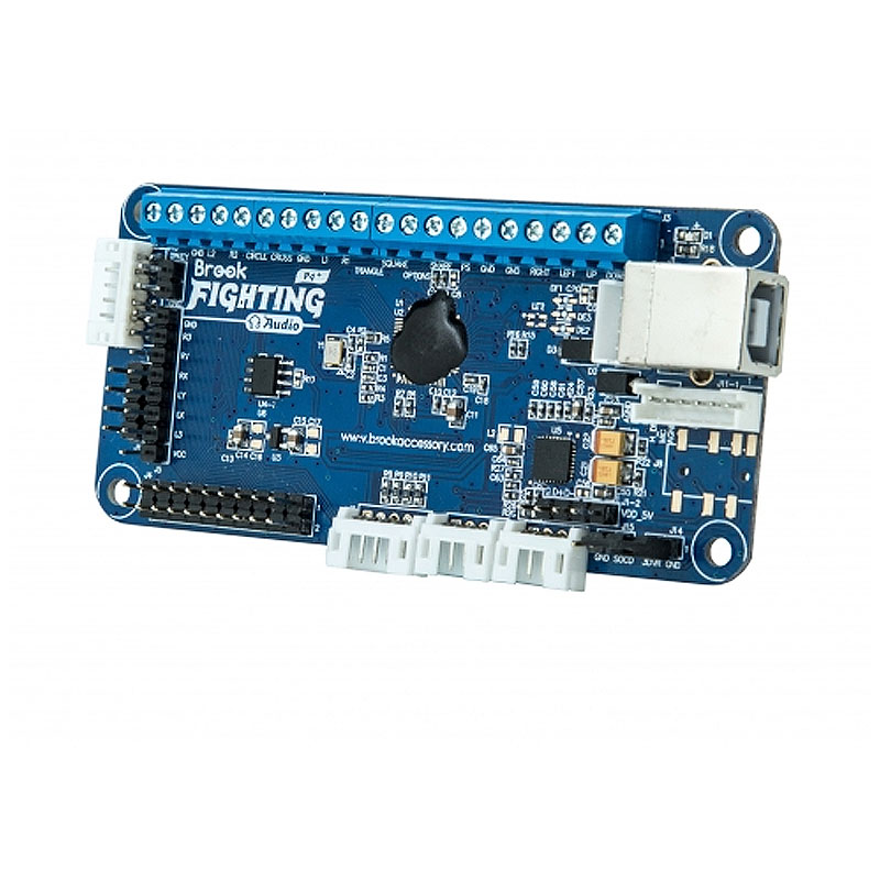 Ps4 + Audio Fighting Board